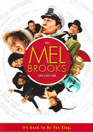 MEL BROOKS BOX SET COLLECTION BY BROOKS,MEL (DVD)